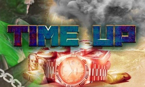 Dlo Oilman - Time Up